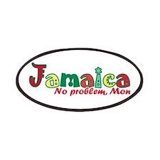 Jamaica No Problem Patch