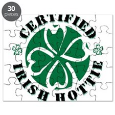 Certified Irish Hottie Puzzle
