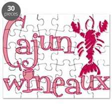Cajun Wineaux crawfish Puzzle