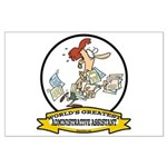 WORLDS GREATEST ADMINISTRATIVE ASSISTANT CARTOON L