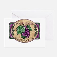 Your Vineyard Greeting Card