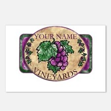 Your Vineyard Postcards (Package of 8)
