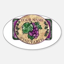 Your Vineyard Decal