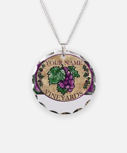 Your Vineyard Necklace