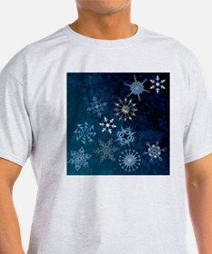 Harvest Moon's Snowflakes T-Shirt