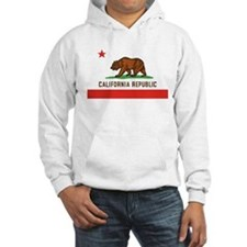California State Bear Flag Hoodie