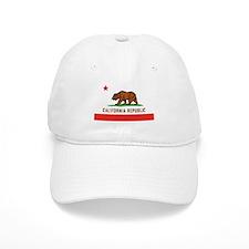 California State Bear Flag Baseball Cap