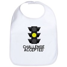Challenge Accepted Yellow Lig Bib