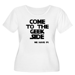 Come To Geek Side T-Shirt