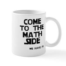 Come to the math side Mug