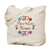 Hawaii Canvas Totes