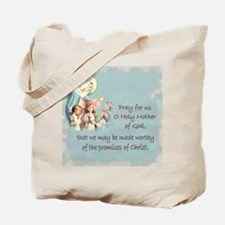 Pray for Us Tote Bag