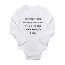 Correlation Baby Suit