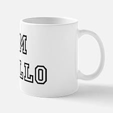 Team Saltillo Mug