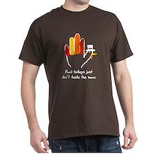 Hand Turkeys Taste The Same T-Shirt