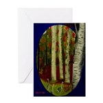 Birch Tree Delight Gifts Greeting Card