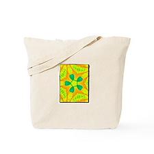 Kaleidoscope Star Tote Bag
