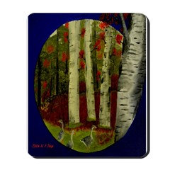 Birch Tree Delight Gifts Mousepad