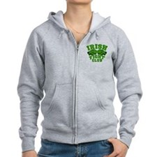 Irish Fight Club Zip Hoodie