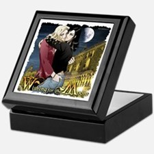 Wishing for the moon Keepsake Box