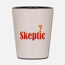 Skeptic Shot Glass