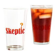 Skeptic Pint Glass