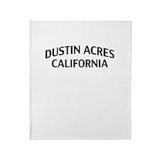 Dustin Acres California Throw Blanket