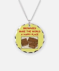 brownies Necklace