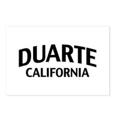 Duarte California Postcards (Package of 8)