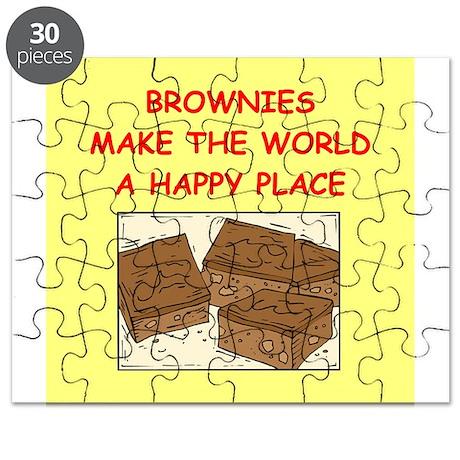 brownies Puzzle