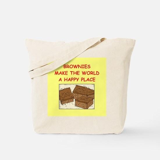 brownies Tote Bag