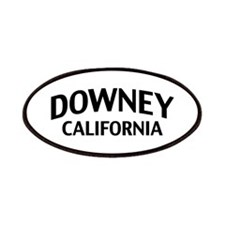 Downey California Patches