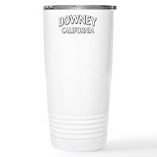 Downey California Travel Mug