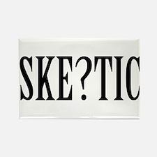 Skeptic Rectangle Magnet (100 pack)