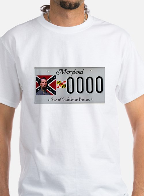 md. confederate tags T-Shirt