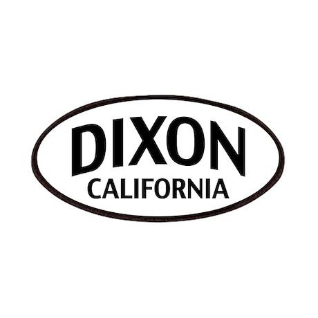 Dixon California Patches