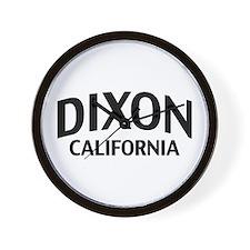 Dixon California Wall Clock