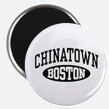 Chinatown Boston Magnet