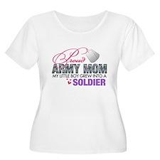 MOM Plus Size T-Shirt