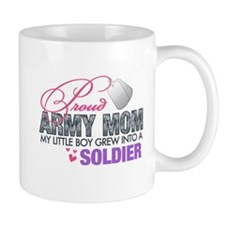 Unique Army mom Mug
