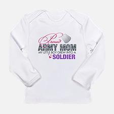 Unique Boots Long Sleeve Infant T-Shirt