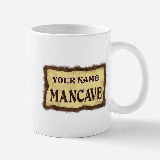 Mancave Sign Mug
