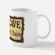 I Rule My Cave Mug