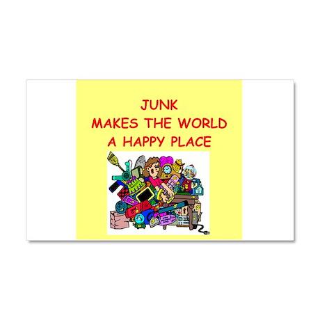 junk Car Magnet 20 x 12
