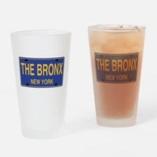 Unique Bronx Drinking Glass