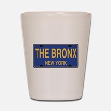 Unique Bronx Shot Glass