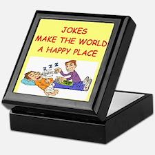 jokes Keepsake Box