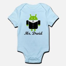 Unique Android Onesie