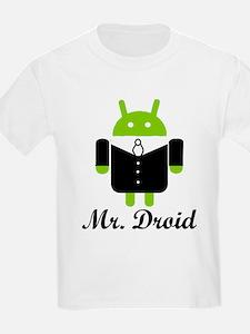 Cute Android google T-Shirt