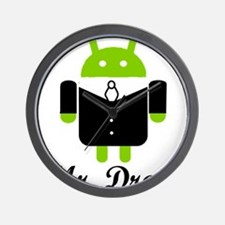 Unique Android Wall Clock